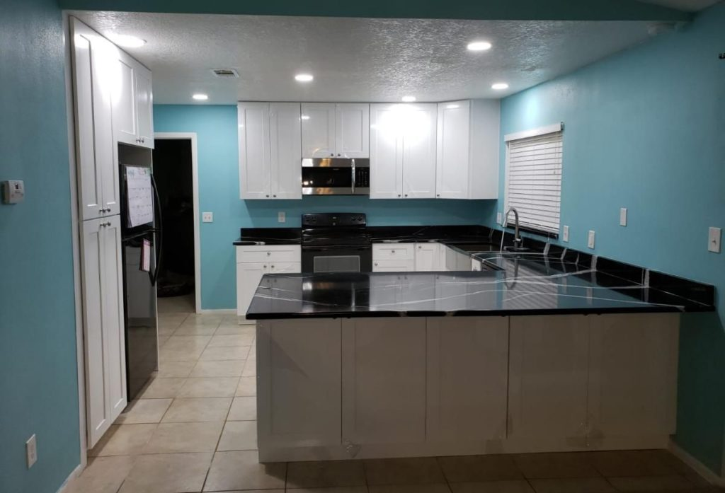 kitchen renovation service in florida - j and j enterprises fl